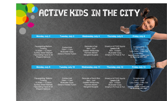Active Kids Program